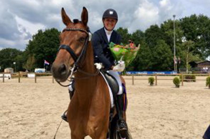 Winst PAVO Voorselecie: 85 punten voor zesjarige Grand-Charmeur en Jonna Schelstraete