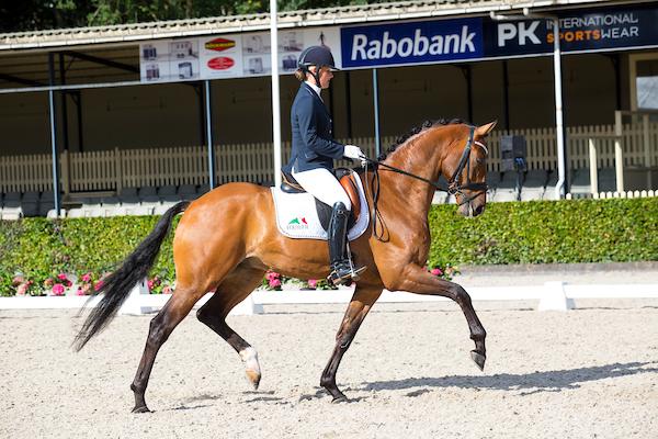 Jonna Schelstraete van den Ham - Grand Charmeur WK Selectie 5 Jarigen 2016 © DigiShots