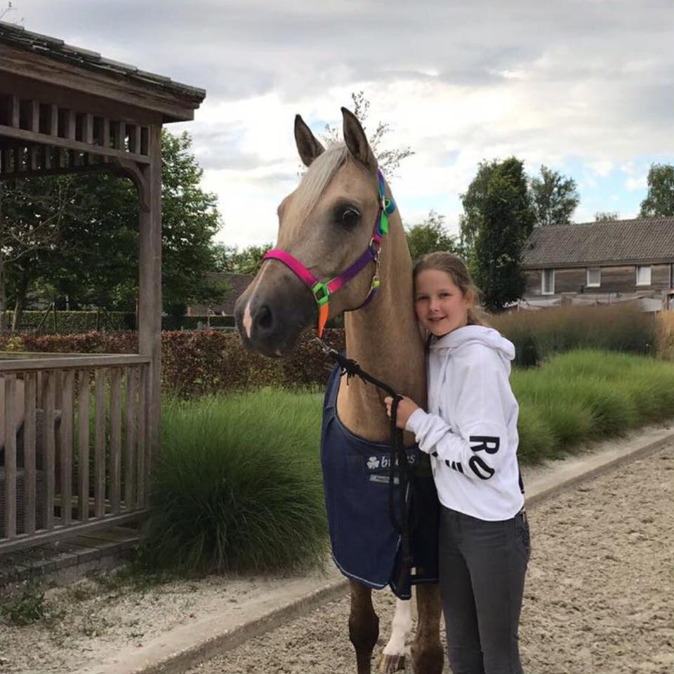 Nieuwe pony voor Amber: dancing highlight